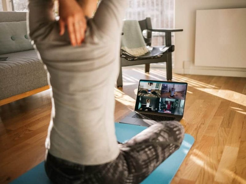 Online consultation - On Demand Fitness & Exercise Videos - Top Coach